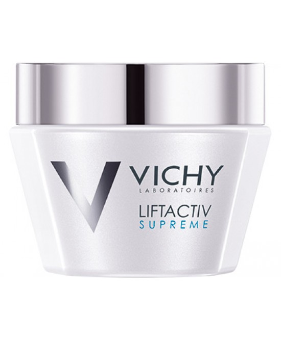 VICHY LIFTACTIVE SUPREME PELLI NORMALI MISTE 50 ML - Farmapage.it