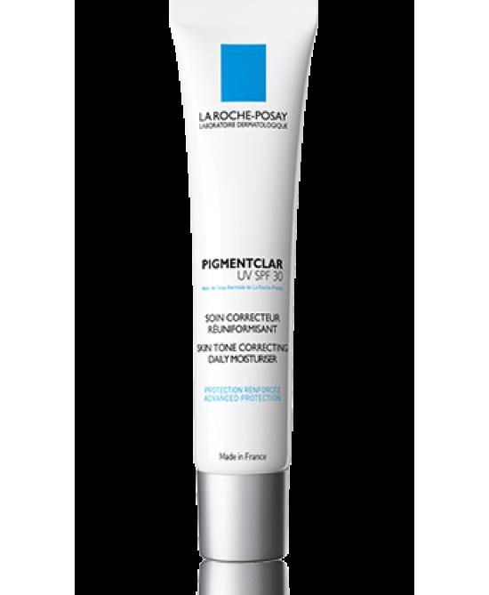 La Roche-Posay Pigmentclar UV SPF Trattamento Anti-Macchie SPF 30 Crema 40ml - Farmastar.it