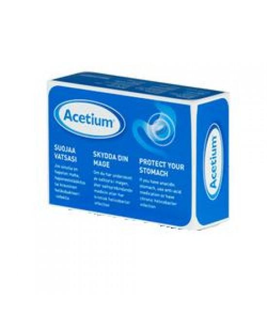 Acetium 60cps - Farmapage.it
