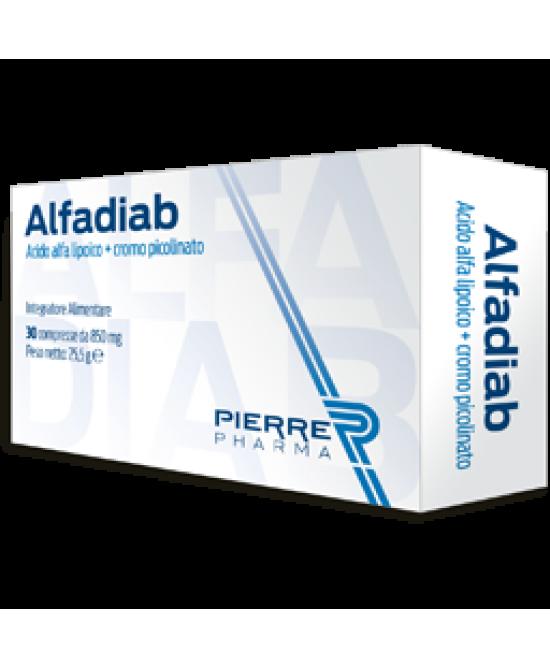 ALFADIAB 30 COMPRESSE - Farmaseller