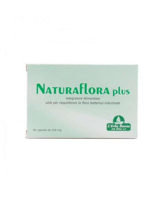 NATURAFLORA PLUS 30CPS GASTROR prezzi bassi