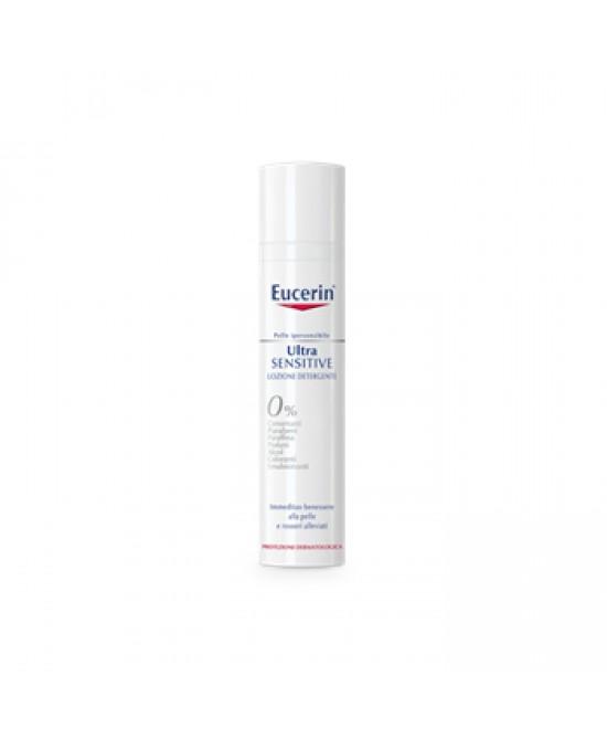 Eucerin UltraSensitive Lozione Detergente Anti-rossore Viso 100 ml