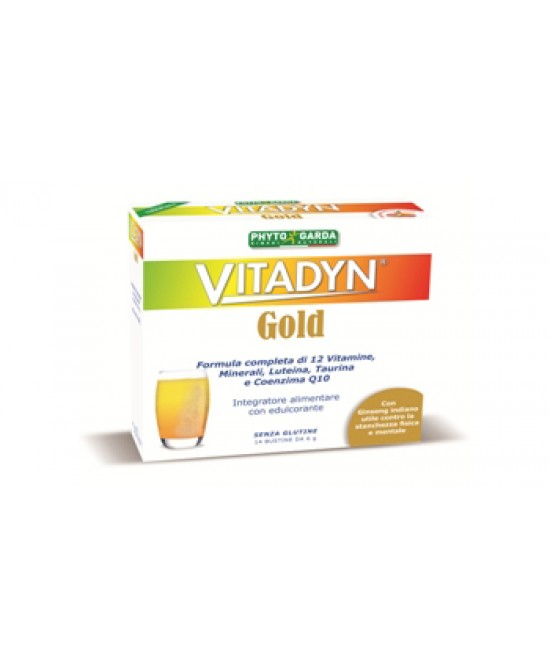 Phyto Garda Vitadyn Gold 14 Bustine - Farmastar.it
