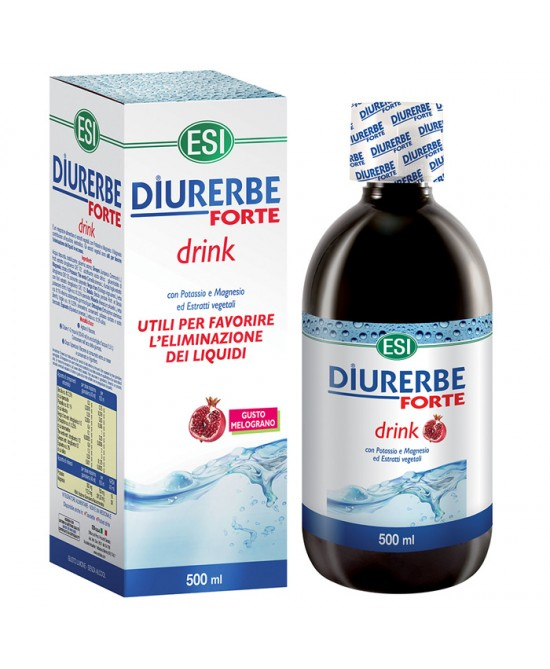 Esi Diurerbe Forte Drink Melograno - Farmaconvenienza.it