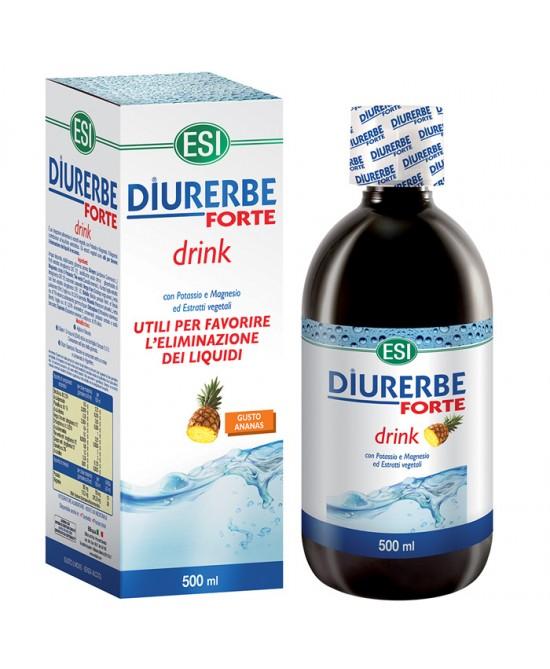 Esi Diurerbe Forte Drink Gusto Ananas - Farmafamily.it