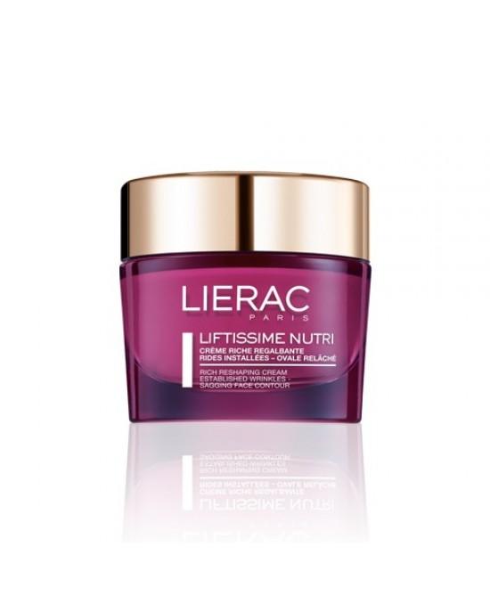 Lierac Liftissime Notte Crema Nutriente Ridensificante 50ml - Farmapage.it
