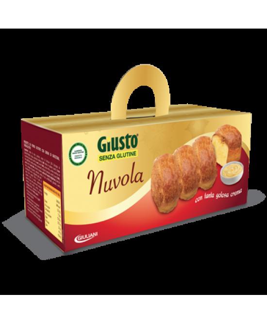 Giusto Nuvola Dolce Natalizio Senza Glutine 300g