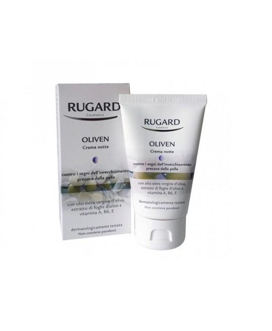 Rugard Cosmetics Oliven Crema Notte 50ml