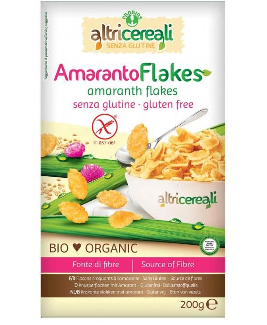 AltriCereali Amaranto Flakes Biologico 200 g