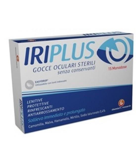 Iriplus Easydrop 0,4% Coll15fl - Farmabros.it