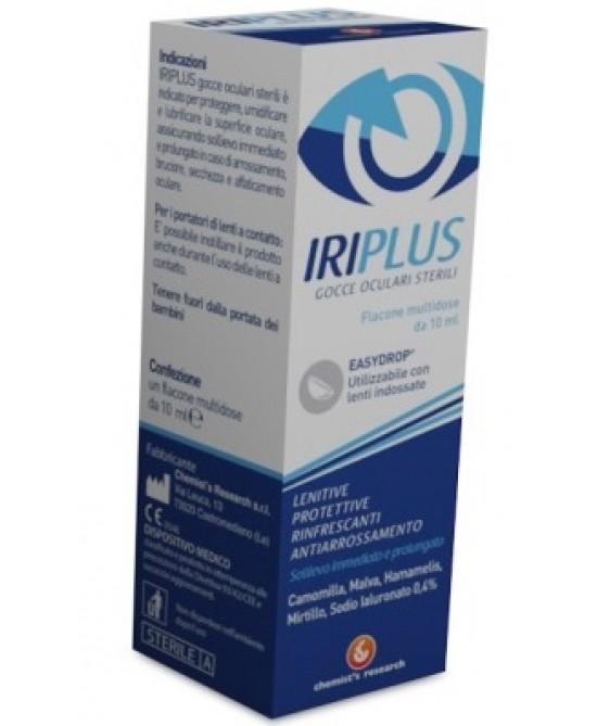 Iriplus Easydrop 0,4% Coll10ml - Zfarmacia