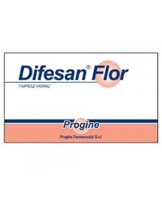 Difesan Flor 7cps Vaginali -