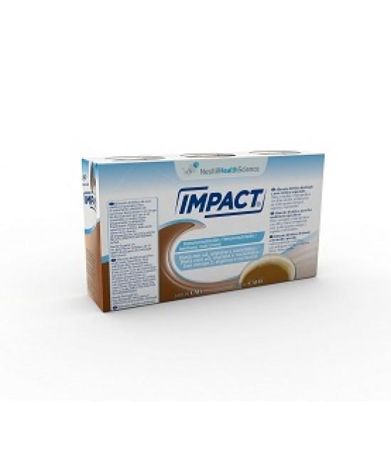 Nestlè Impact Oral Caffe' 3x237ml - Zfarmacia