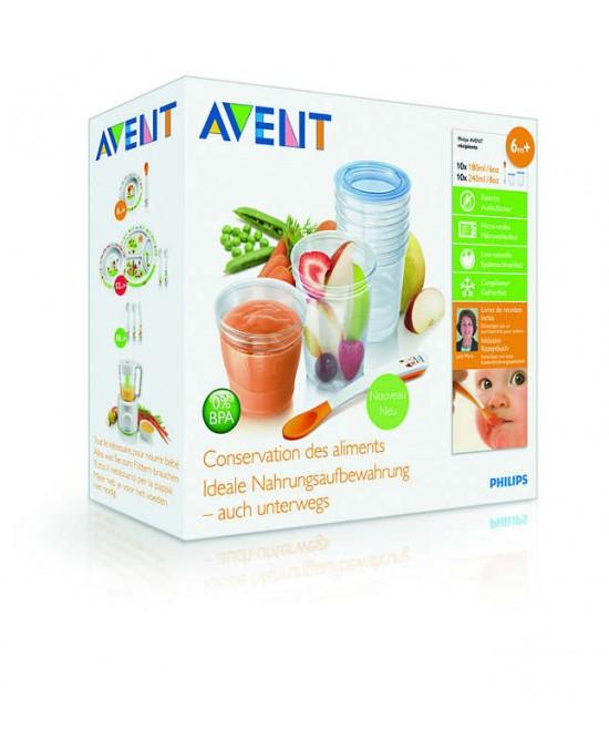 AVENT SET VIA GOURMET-926053998
