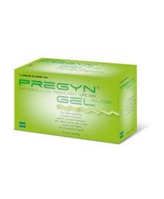 Pregyn Gel Vaginale Idratante 5 Bustine - Speedyfarma.it