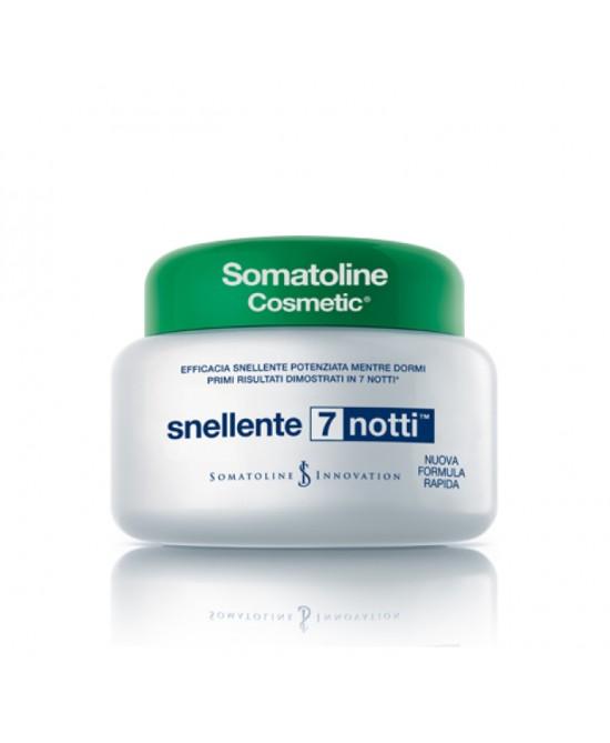 Somatoline Cosmetic Snellente Anticellulite 7 Notti 250 ml - Farmastar.it