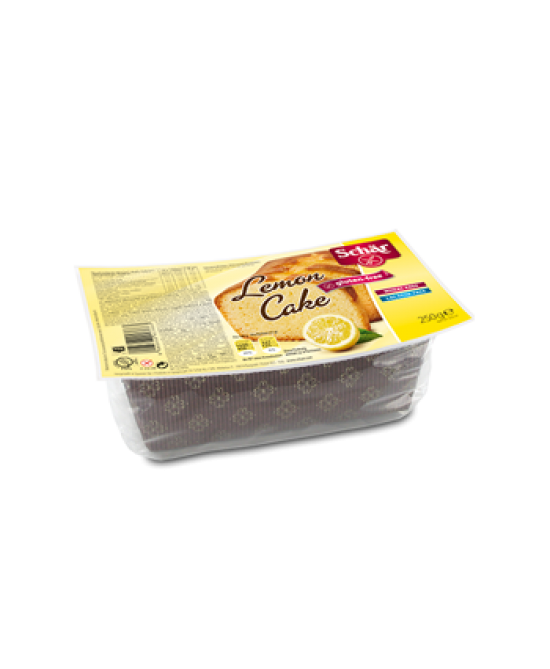 Schar Lemon Cake Torta Senza Glutine Al Limone 250 g
