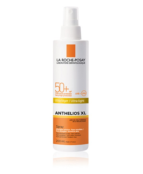 La Roche-Posay Anthelios Xl Spf 50+ Spray Corpo 200ml - Farmaci.me