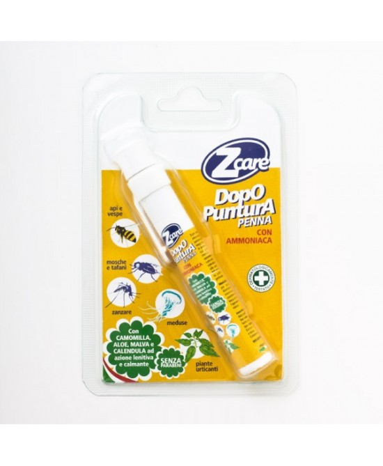 Zcare Penna Dopopuntura Con Ammoniaca 14ml - Farmapage.it