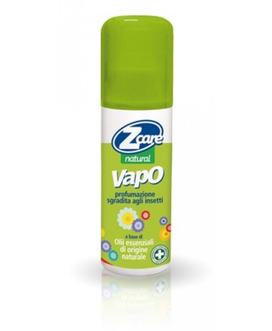 Zcare Natural Vapo 100ml - Farmaunclick.it