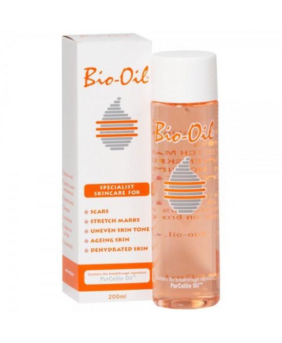 Bio-Oil Olio Dermatologico Specialista Nella Cura Della Pelle 200ml - Antica Farmacia Del Lago
