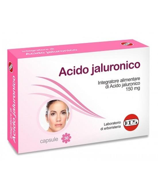 Acido Jaluronico Integratore Alimentare 30 Compresse - Farmacia Giotti