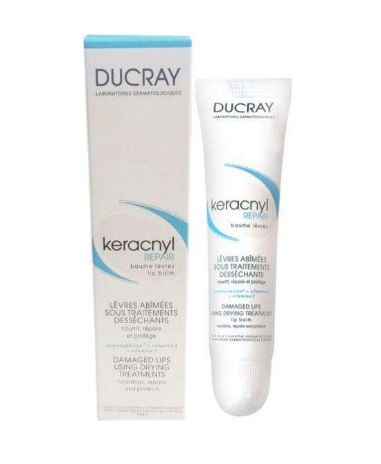 Ducray Keracnyl Repair Balsamo Labbra 15ml -