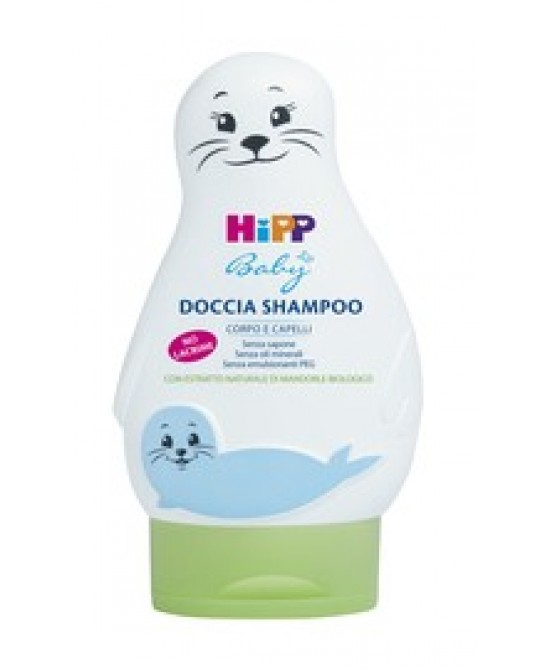 Hipp Baby Doccia Shampoo Fochetta 200ml - Farmacistaclick