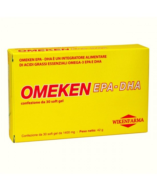 OMEKEN EPA/DHA 30PRL prezzi bassi