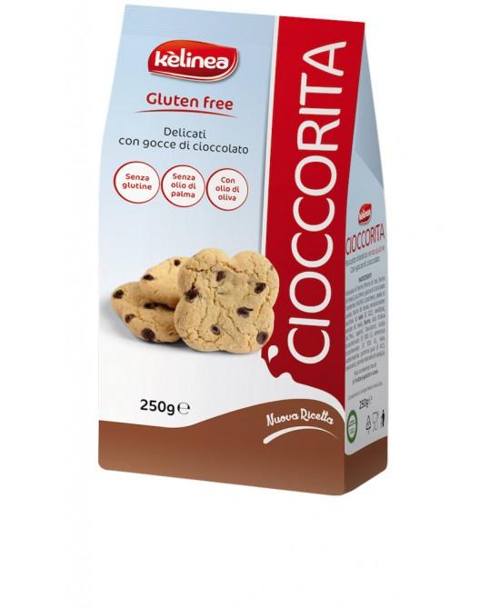 Kèlinea Cioccorita Biscotti Senza Glutine 250g