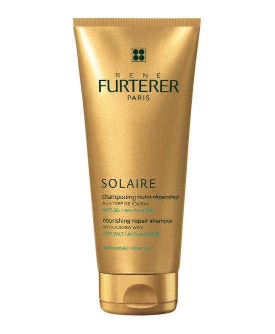 Rene Furterer Solaire Shampoo Nutri Riparatore Dopo Sole 200ml - Farmabellezza.it