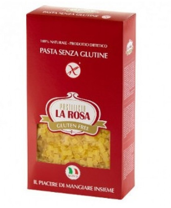 Pastificio La Rosa Quadrettini Pasta Senza Glutine 500g