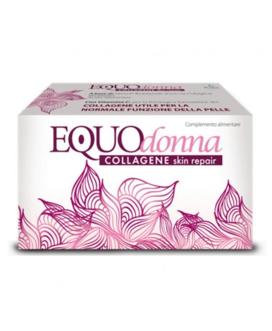 EQUODONNA COLLAGENE PELLE 20 BUSTE - latuafarmaciaonline.it