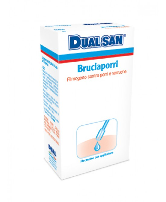 Dualsan Bruciaporri 12ml - Farmafamily.it