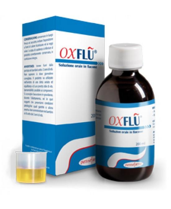 OXFLU' SOLUZIONE ORALE 150 ML - Farmaseller