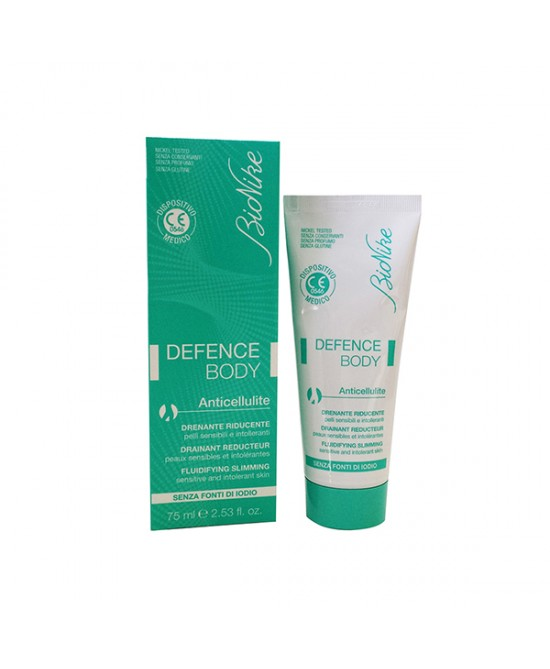 BioNike Defence Body Anticellulite Drenante Riducente 75 ml - Carafarmacia.it