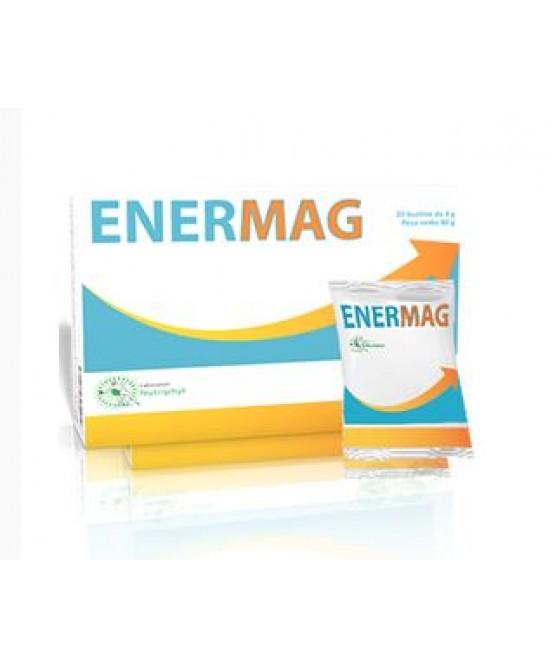EnerMag Integratore 20 Bustine