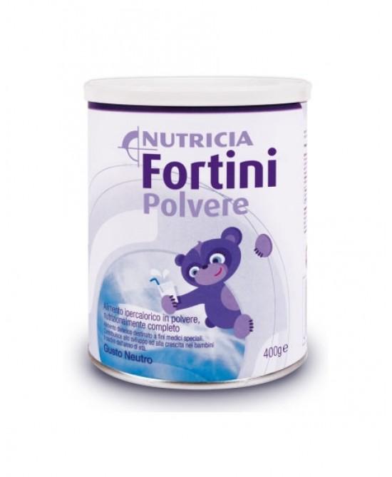 FORTINI POLVERE NEUTRO 400 G - Farmabros.it