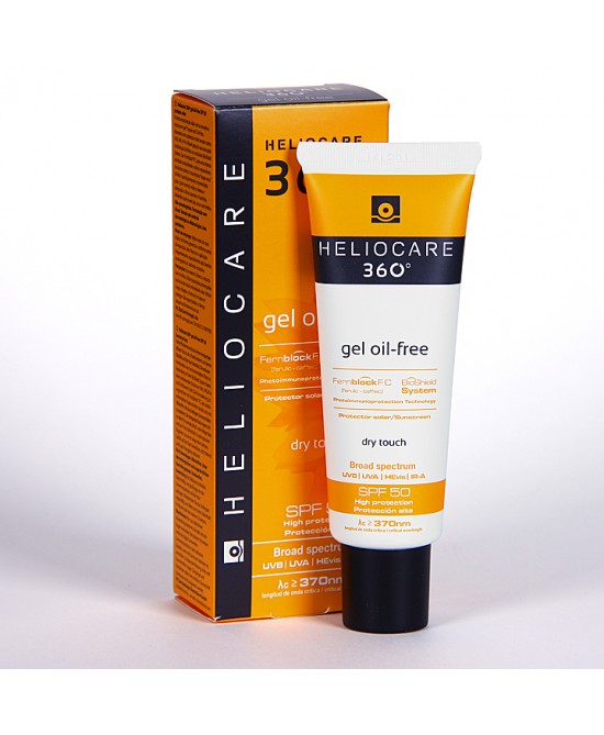 Difa Cooper Heliocare 360° Gel Oil Free Spf 50 - Farmafamily.it
