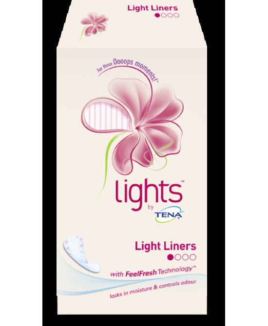 Tena Lights Discreto 28 Pezzi - La farmacia digitale