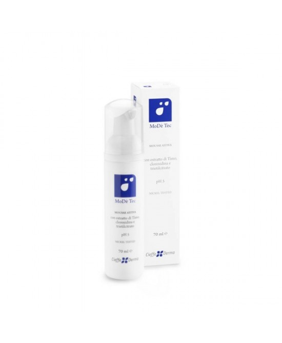 Modè Plus Mousse Attiva Detergente 70 ml