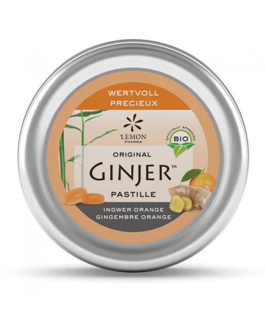 Lemon Pharma Ginjer Integratore Alimentare 40 Pastiglie - Farmastop