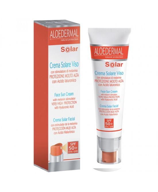 Esi Aloederma Solare Crema Viso Spf50+ - Iltuobenessereonline.it