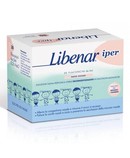 LIBENAR IPER 30FL 5ML prezzi bassi