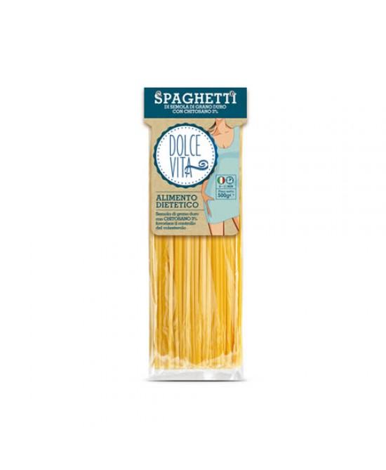 Dolce Vita Spaghetti Al Chitosano Pasta Dietetica 500g