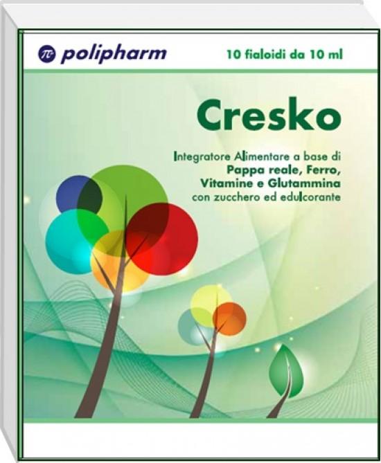 CRESKO 10 FIALOIDI - Farmaseller
