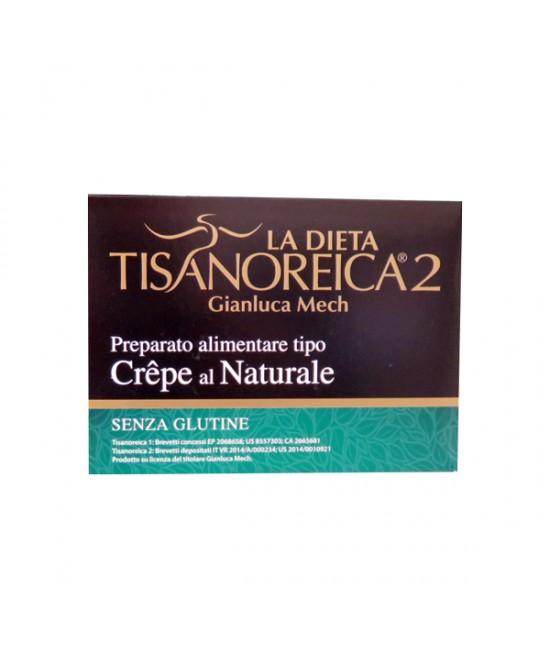 Tisanoreica2 Crepe Al Naturale Senza Glutine 4 Buste Da 30g - Iltuobenessereonline.it