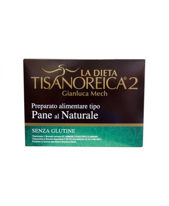 Tisanoreica2 Preparato Per Pane Al Naturale Senza Glutine 4 Buste Da 27,5g - La farmacia digitale