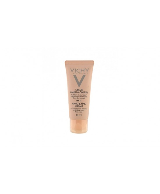 Vichy Hand Nail Cream Tubo Da 40ml -