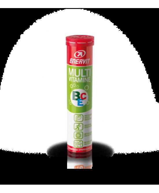 Enervit Enervit Sport Multivitamine BCE Integratore Alimentare 20 Compresse Effervescenti